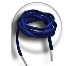 Lacets elastiques ronds en lycra spaghetti