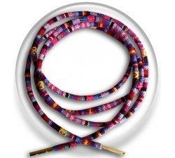 Lacets multicolores ethniques