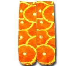 CHAUSSETTES oranges