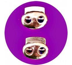 Bloqueurs-stoppeurs métal doré