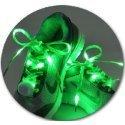 Lacets LED lumineux colorés