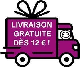 LIVRAISON EN FRANCE LACETSFUN