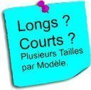 taille lacets fun