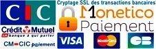 Lacets Fun : paiements sécurisés