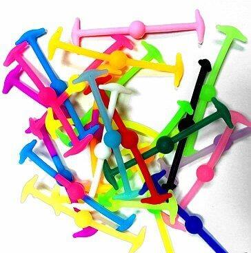 lacets silicone élastiques lacets fun