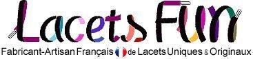 Lacets Fun fabriqués en France